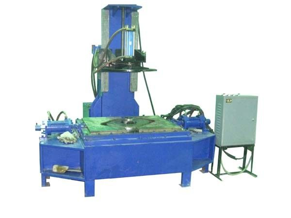 Pipe Flanging Machine SCR Production Equipment 1-2mm Plate Thickness